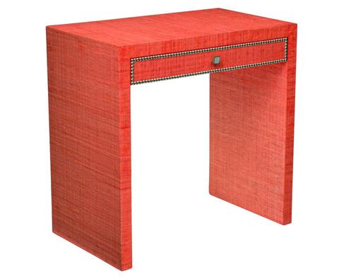 Curate by Artistica Metal Design - Bedside Desk - C206-375