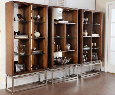 Curate by Artistica Metal Design - Display Cabinet - C401-820