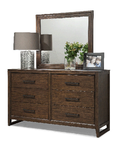 Cresent Fine Furniture - Dresser - 5301
