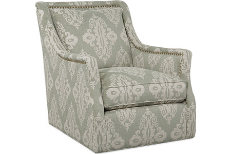 C.R. Laine Furniture - Marcoux Swivel Chair - 2025-SW