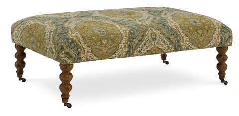 C.R. Laine Furniture - Yates Ottoman - 34