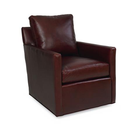 C.R. Laine Furniture - Leather Swivel Chair - L5745-SW