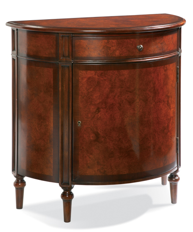 CTH-Sherrill Occasional - Small Demilune Door Chest - 976-995