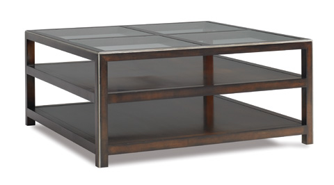 CTH-Sherrill Occasional - Square Cocktail Table - 217-850