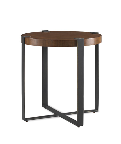 CTH-Sherrill Occasional - Round Lamp Table - 964-467