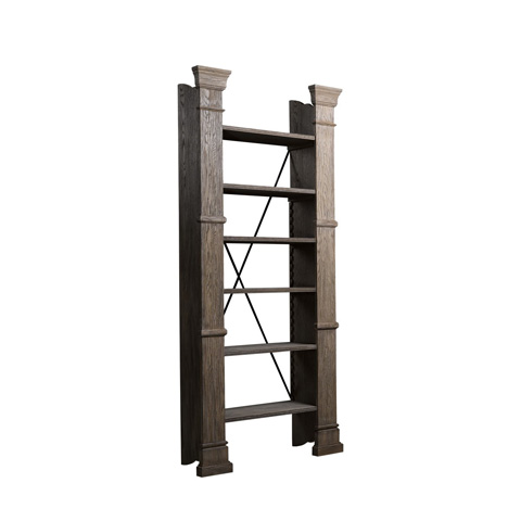 Curations Limited - X-Cross Bookshelf - 8810.1001.44