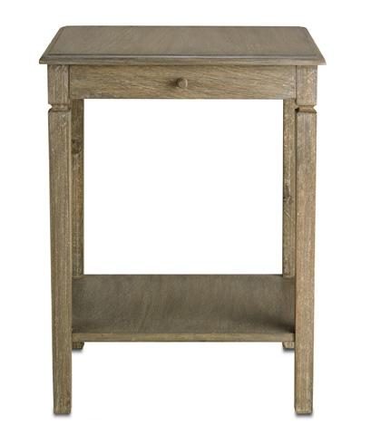 Currey & Company - Walton Side Table - 3141