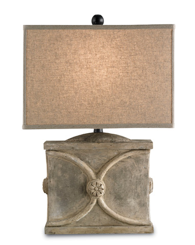 Currey & Company - Waldenbury Table Lamp - 6014