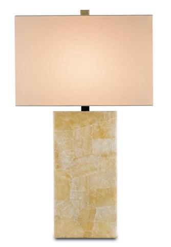 Currey & Company - Nikolai Table Lamp - 6095