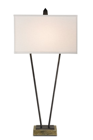 Currey & Company - Metier Table Lamp - 6616