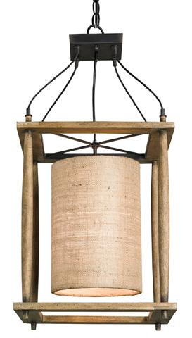 Currey & Company - High Falls Lantern - 9996