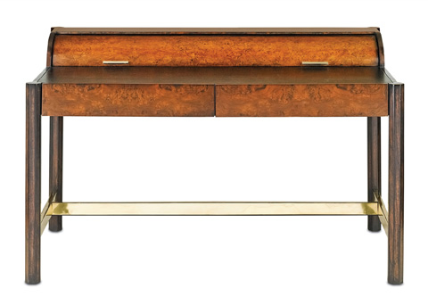 Currey & Company - Normandie Desk - 3243