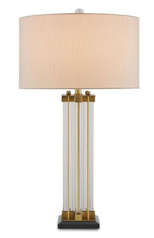 Currey & Company - Blairhall Table Lamp - 6634