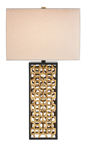 Currey & Company - Cusco Table Lamp - 6703