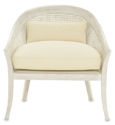 Currey & Company - Scoop Chair - 7061