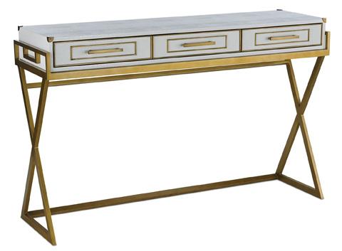 Currey & Company - Regency Console Table - 3263