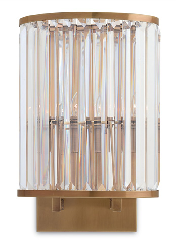 Currey & Company - Enlightenment Wall Sconce - 5212