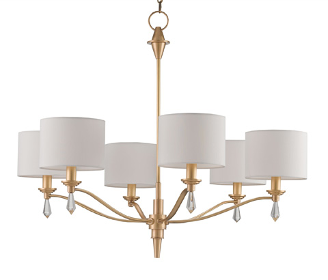 Currey & Company - Bonnington Chandelier - 9292