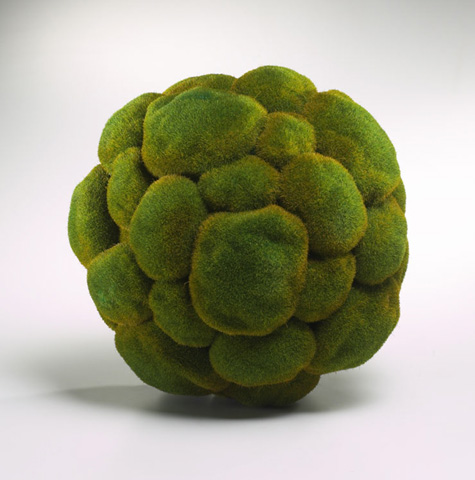 Cyan Designs - Medium Moss Sphere - 01768