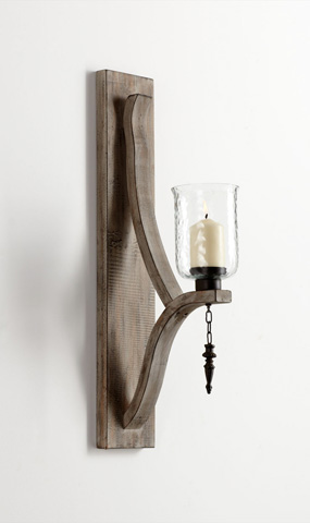 Cyan Designs - Giorno Wall Candleholder - 05108