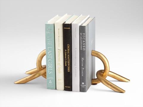 Cyan Designs - Goldie Locks Bookends - 06042