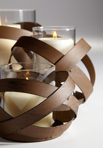Cyan Designs - Small Infinity Candleholder - 06211