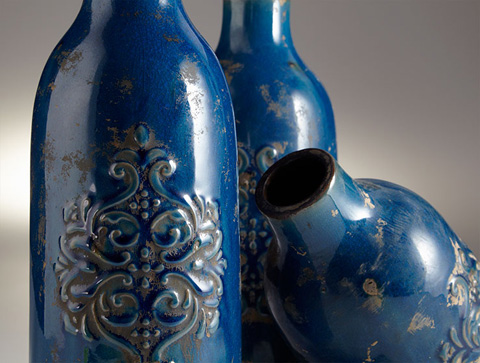 Cyan Designs - Medium Garden Grove Vase - 06401