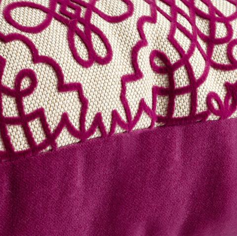 Cyan Designs - St. Lucia Pillow - 06528