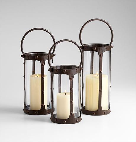 Cyan Designs - Lg. Borin Candleholder - 06634