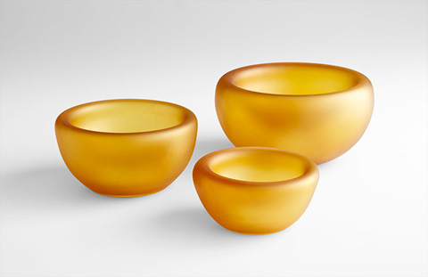 Cyan Designs - Medium Aureole Bowl - 06705