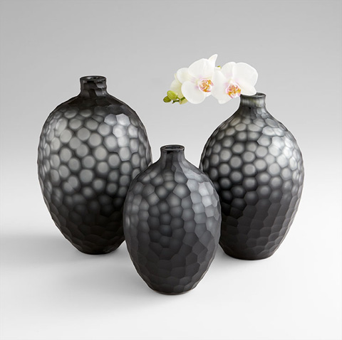 Cyan Designs - Small Neo-Noir Vase - 06767