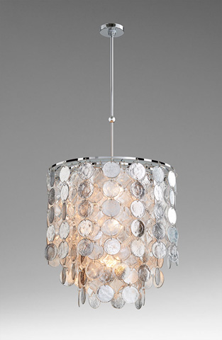 Cyan Designs - Carina Nine Light Pendant - 06923