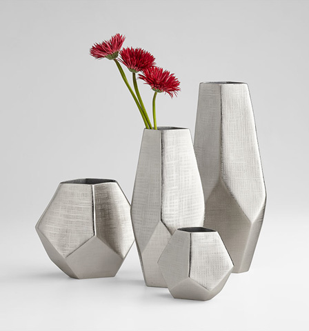 Cyan Designs - Small Vulcan Vase - 07100