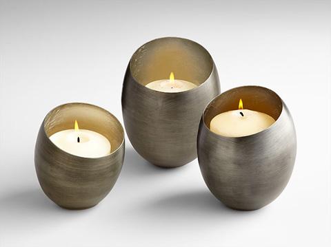 Cyan Designs - Medium Minerva Candleholder - 07112