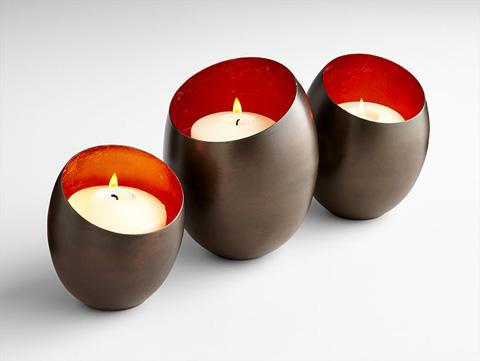 Cyan Designs - Large Minerva Candleholder - 07116