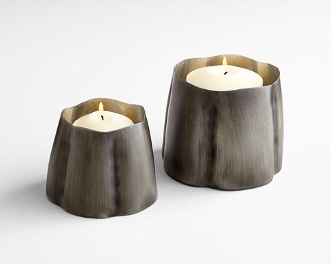 Cyan Designs - Large Fortuna Candleholder - 07128