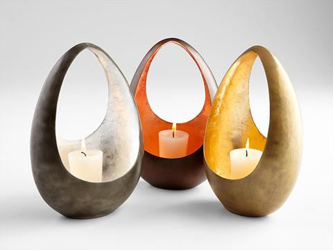Cyan Designs - Ceres Candleholder - 07133