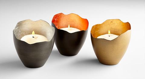 Cyan Designs - Juno Candleholder - 07136