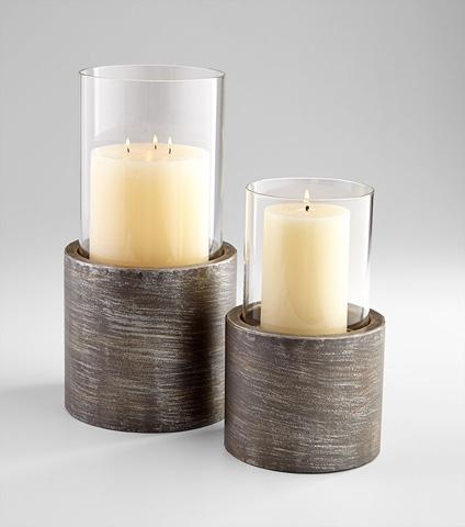 Cyan Designs - Small Valerian Candleholder - 07254