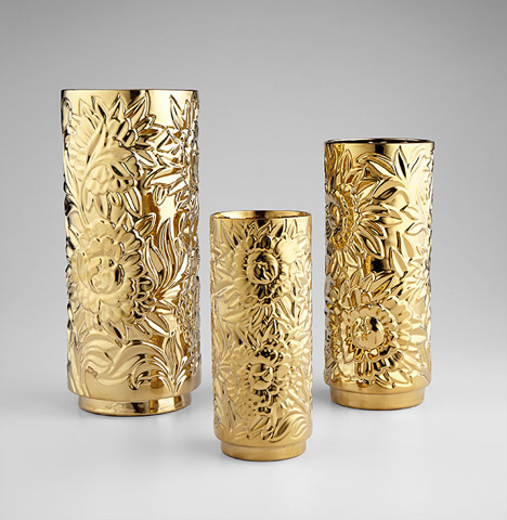 Cyan Designs - Large Carnation Vase - 07429