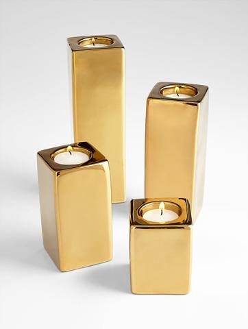 Cyan Designs - Large Etta Candleholder - 07481
