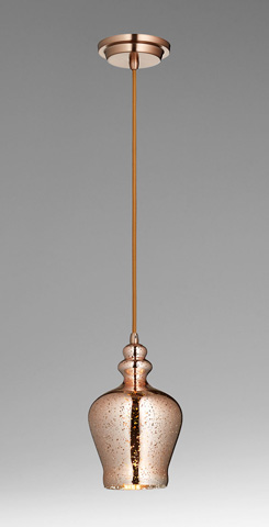 Cyan Designs - Calista One Light Pendant - 07617