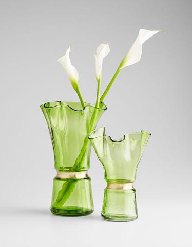 Cyan Designs - Small Renzo Vase - 07772