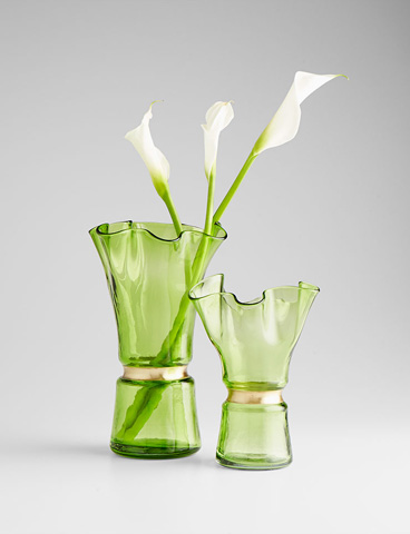 Cyan Designs - Large Renzo Vase - 07773