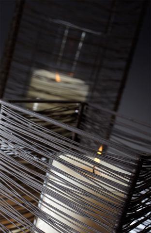 Cyan Designs - Small Vail Candleholder - 04743