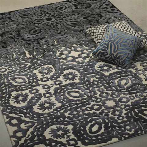 Designers Guild - CL Paseo Jais Large Rug - DHRCL0004