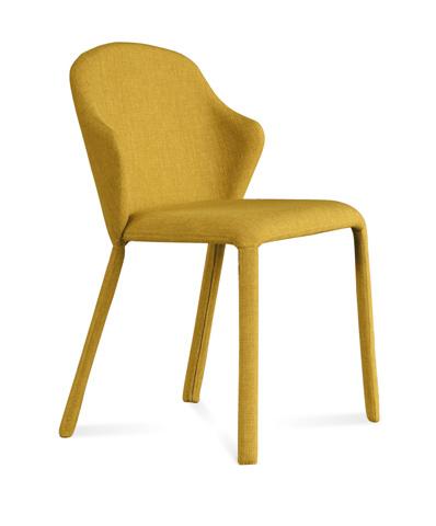 Domitalia - Opera Side Chair - OPERA.SC.0K0.8IY