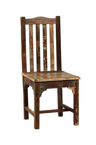 Dovetail Furniture - Nantucket Chair - SEL020