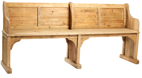 Dovetail Furniture - Anders Bench - DOV584