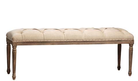 Dovetail Furniture - Henley Bench - DOV9505